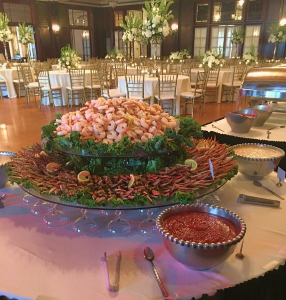 Off-Site Catering Event Facility Shreveport Bossier City
